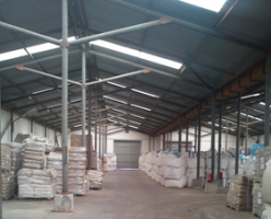 New warehouse in Hungary