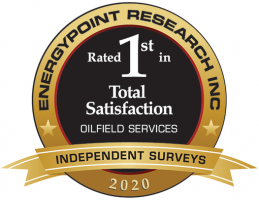Newpark is recognized with the TOTAL SATISFACTION award in the EnergyPoint Research 2020 Oilfield Services Customer Satisfaction Survey