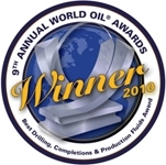 Evolution™ Drilling System Wins World Oil Innovation Award