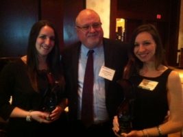 Newpark Drilling Fluids Marketing Team Wins Prestigious Awards