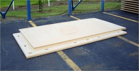 Composite Industrial Mats - Heavy Duty Mat