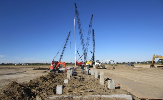 Oilfield Site Preparation - Industrial Drilling Site Preparation Services
